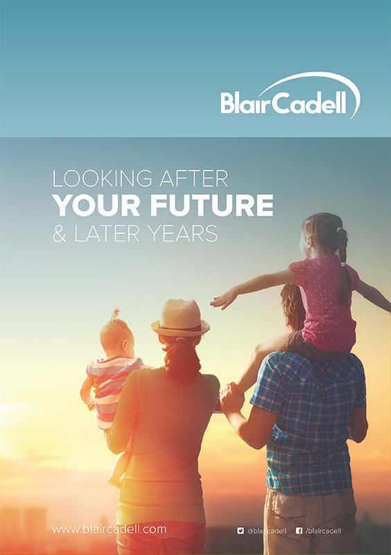 Front Page Looking After Your Future Leaflet